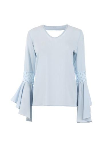 Modailgi Bluz Mavi